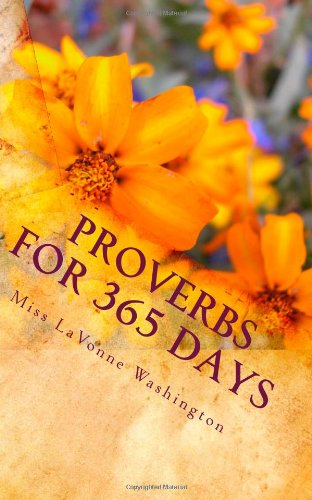 9781456520731: Proverbs For 365 Days