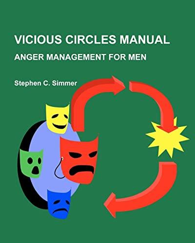 9781456535063: Vicious Circles Manual: Anger Management for Men