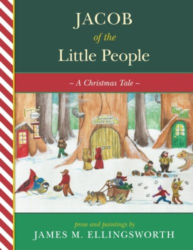 9781456543235: Jacob of the Little People: A Christmas Tale