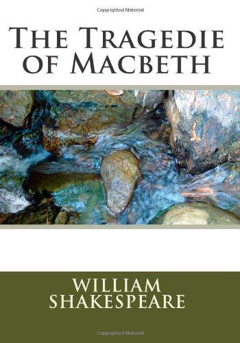 9781456544072: The Tragedie of Macbeth