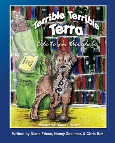 Terrible Terrible Terra: Ms. Diane Lynn Friese