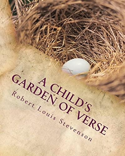 9781456561529: A Child's Garden of Verse