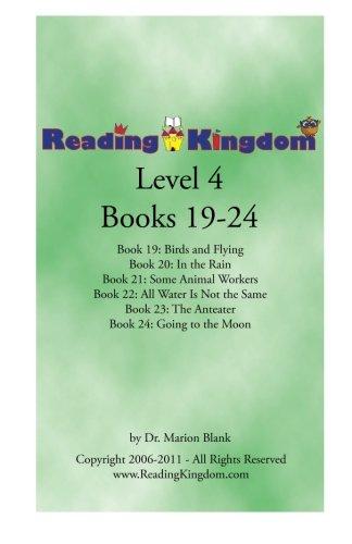 9781456566036: Reading Kingdom Level 4 - Books 19-24