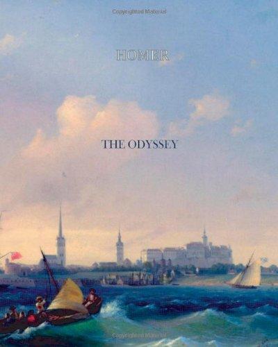 9781456569341: The Odyssey