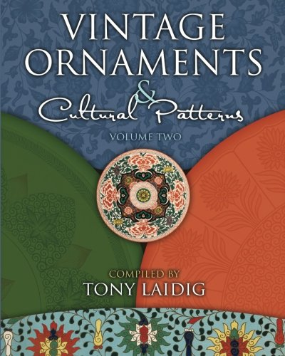 9781456586683: Vintage Ornaments and Cultural Patterns, Volume Two: Vintage Chinese and Japanese Ornaments