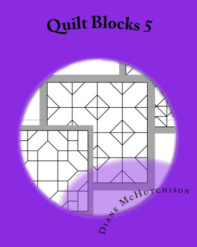 9781456597146: Quilt Blocks 5: Another Set of Stained Glass Patterns