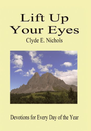 9781456719968: Lift Up Your Eyes