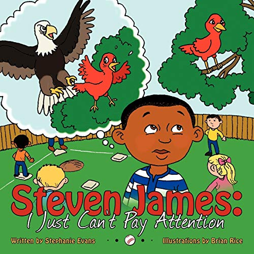 9781456727079: Steven James: I Just Can't Pay Attention