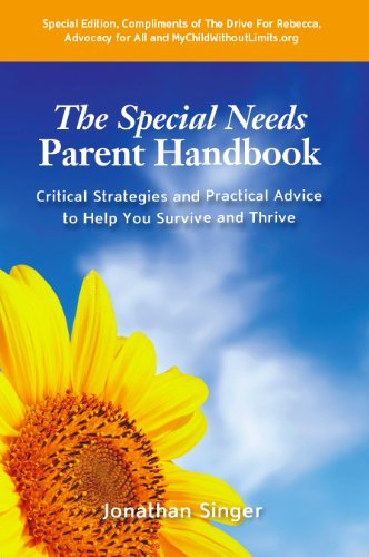 9781456727666: The Special Needs Parent Handbook - Special Edition Pack of 6