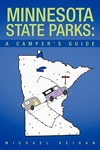 9781456750596: Minnesota State Parks: A Camper'S Guide