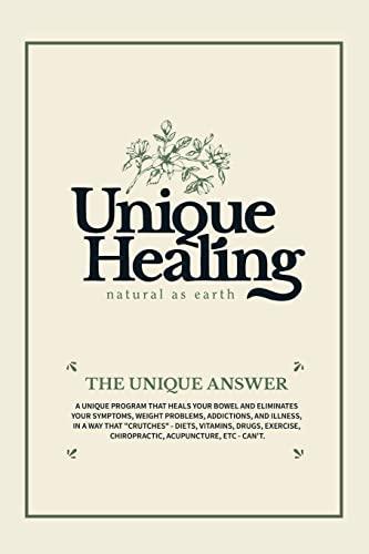 Unique Healing(r): Pessin, Donna
