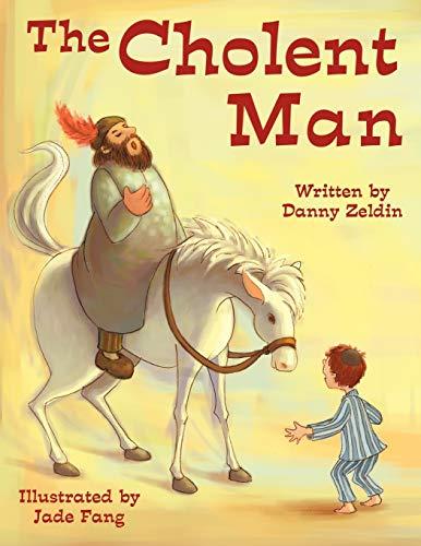 The Cholent Man: Danny Zeldin