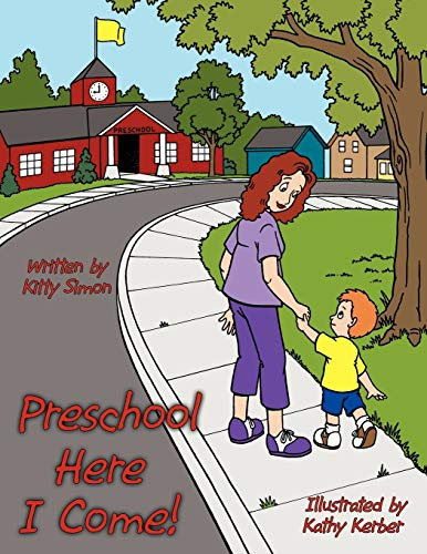 9781456757793: Preschool Here I Come!