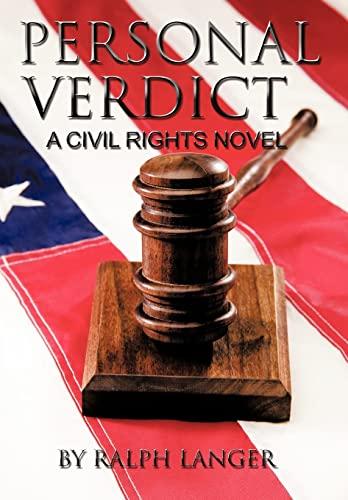9781456766948: Personal Verdict: A Civil Rights Novel
