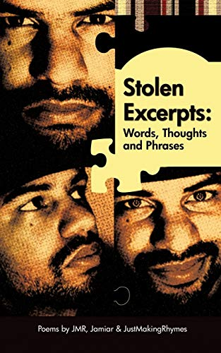 9781456768126: Stolen Excerpts: Words, Thoughts & Phrases