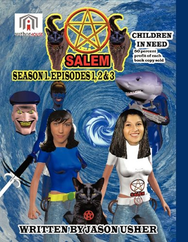 9781456771065: SALEM. SEASON 1. Episodes 1, 2, & 3