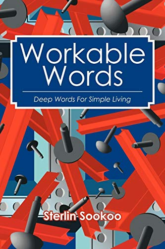 9781456784102: Workable Words: Deep Words for Simple Living