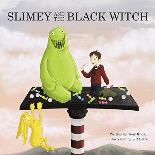9781456785840: Slimey and the Black Witch