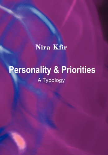 9781456795351: Personality & Priorities: A Typology