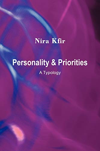 9781456795368: Personality & Priorities: A Typology