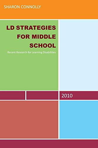 LD Strategies for Middle School: Sharon Connolly
