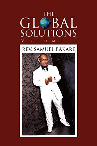 The Global Solutions: Rev. Samuel Bakare