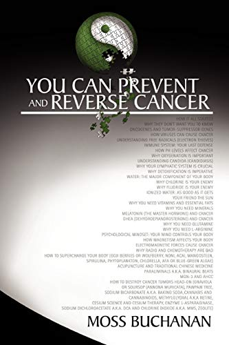 9781456809928: You Can Prevent and Reverse Cancer