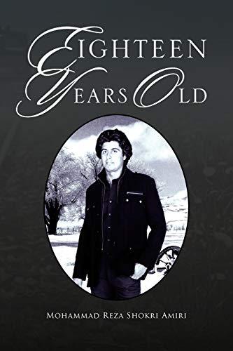 Eighteen Years Old: Mohammad Reza Shokri Amiri