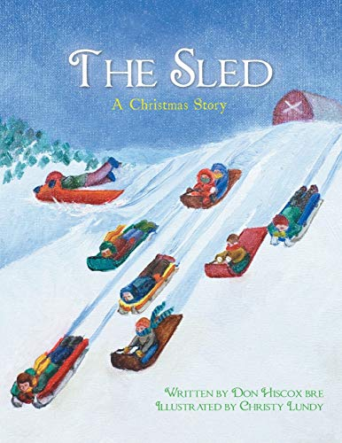 The Sled (Paperback) - Don Hiscox