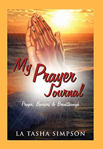 My Prayer Journal: La Tasha Simpson