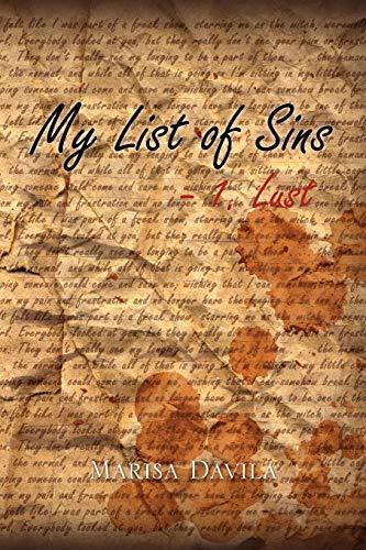 My List of Sins - 1. Lust: Marisa Davila