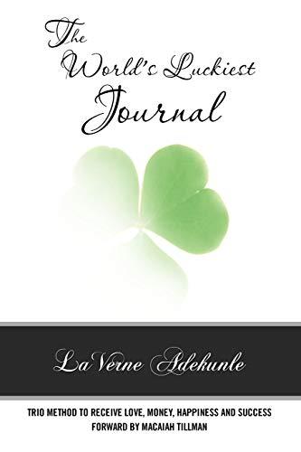The Worlds Luckiest Journal: LaVerne Adekunle