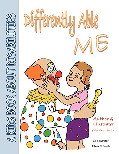 Differently Able Me: Yolonda L. Smith
