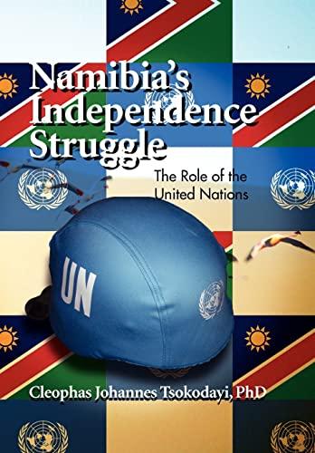 9781456852917: Namibia's Independence Struggle