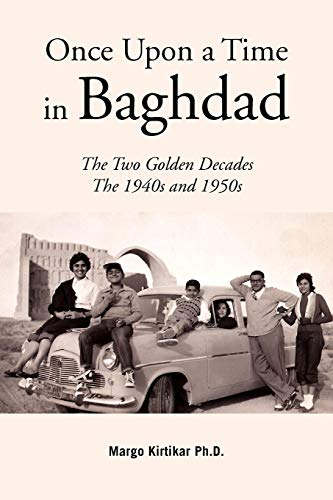 Once Upon a Time in Baghdad: Margo Kirtikar
