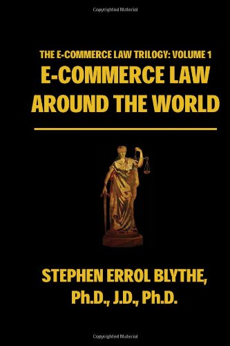 9781456856212: E-COMMERCE LAW AROUND THE WORLD: A CONCISE HANDBOOK
