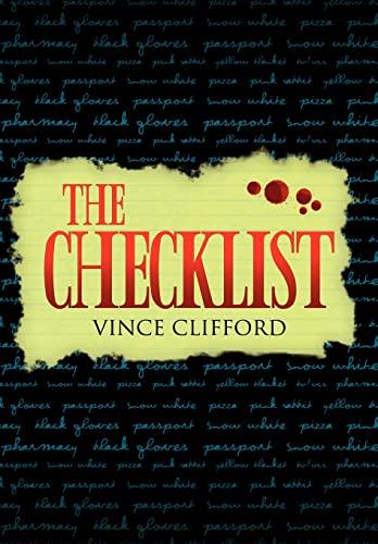 9781456864644: The Checklist