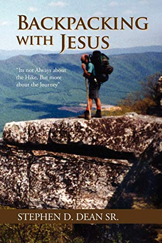 9781456867423: Backpacking with Jesus: