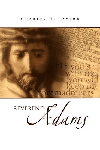 9781456878863: Reverend Adams