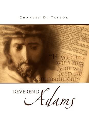 9781456878870: Reverend Adams