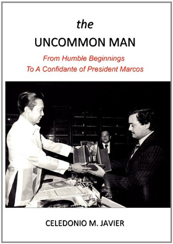 9781456879969: The Uncommon Man
