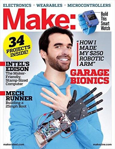 9781457183867: Make: Volume 43: Wearables