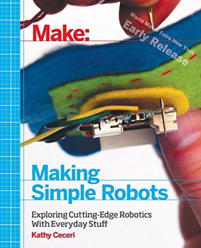 9781457186516: Making Simple Robots: Exploring Cutting-Edge Robotics With Everyday Stuff
