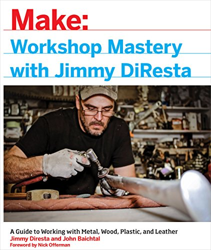 9781457194030: Make: Workshop Mastery with Jimmy DiResta