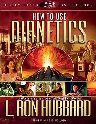 How to Use Dianetics Film (blu-ray/dvd)