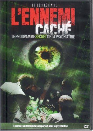 9781457260643: L'ennemi caché, le programme secret de la psychiatrie, L'armée : un terrain d'essai parfait pour la psychiatrie. [DVD]