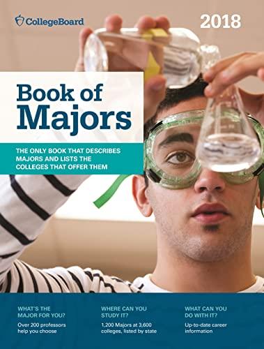 college board book of majors 2018 pdf