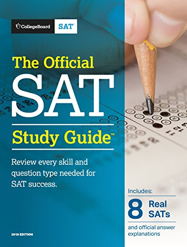 the official sat study guide 2018 edition official study guide for the new sat