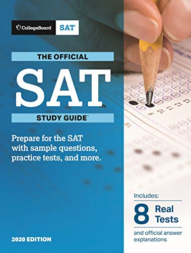 9781457312199: The Official SAT Study Guide, 2020 Edition