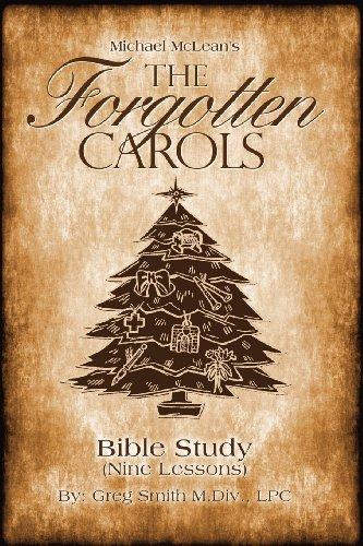 9781457513510: The Forgotten Carols: Bible Study (Nine Sessions)